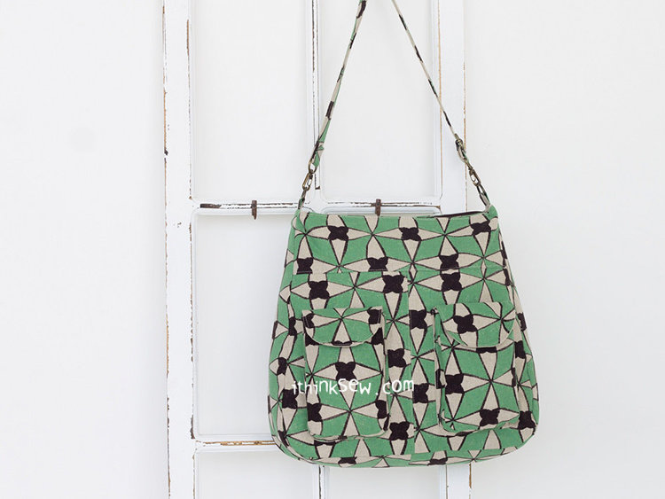 Picture of Brenda Bags PDF Pattern