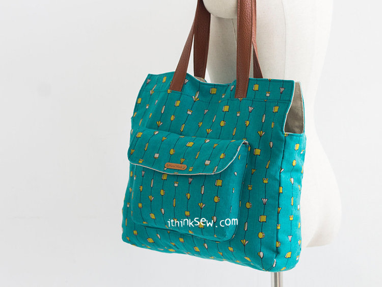 Picture of Lola Bag PDF Pattern (2 sizes)