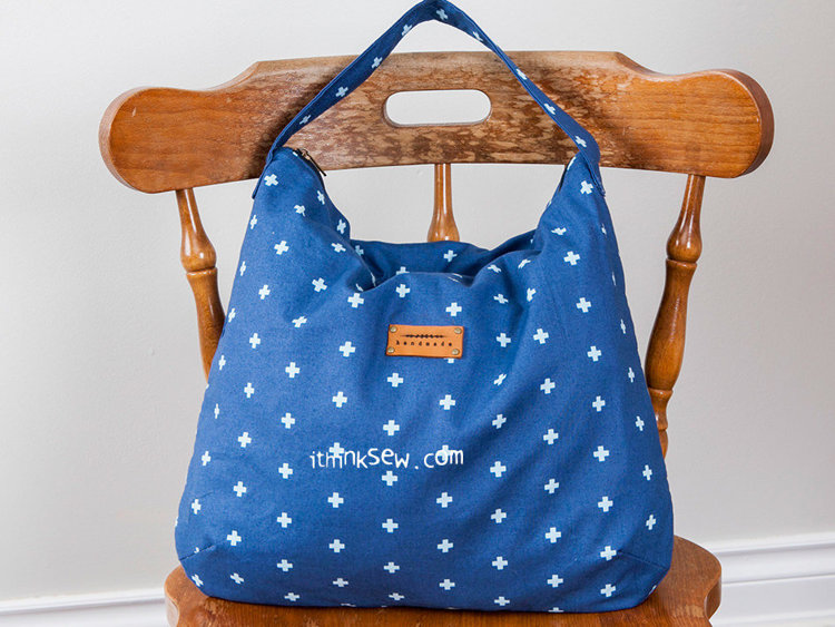 Picture of Jacqueline Bag PDF Pattern(2 Sizes)