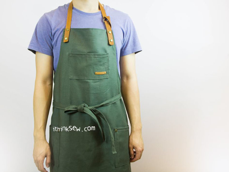 Picture of Sammie Apron PDF Pattern