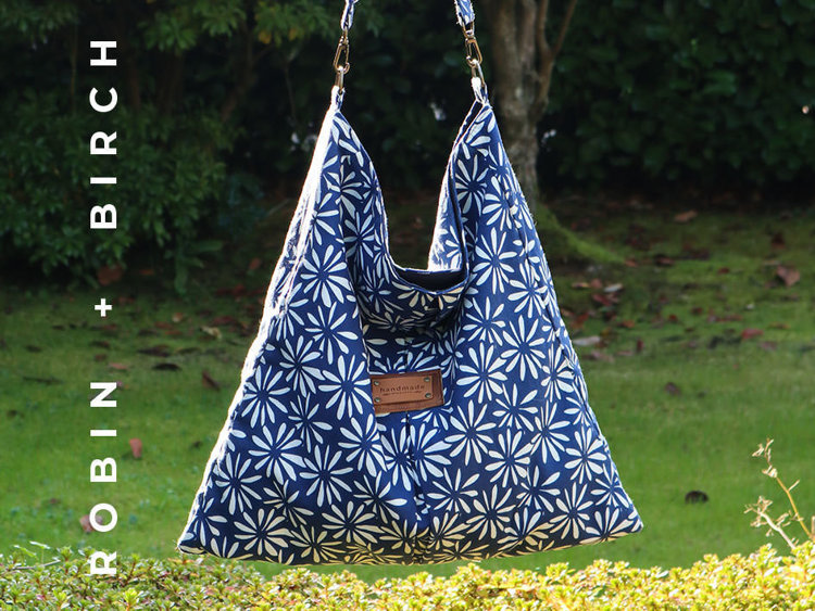 Picture of Skyla Bag PDF Pattern with Video Tutorial