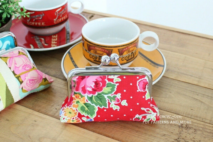Picture of Ardice Coin Purse PDF Pattern