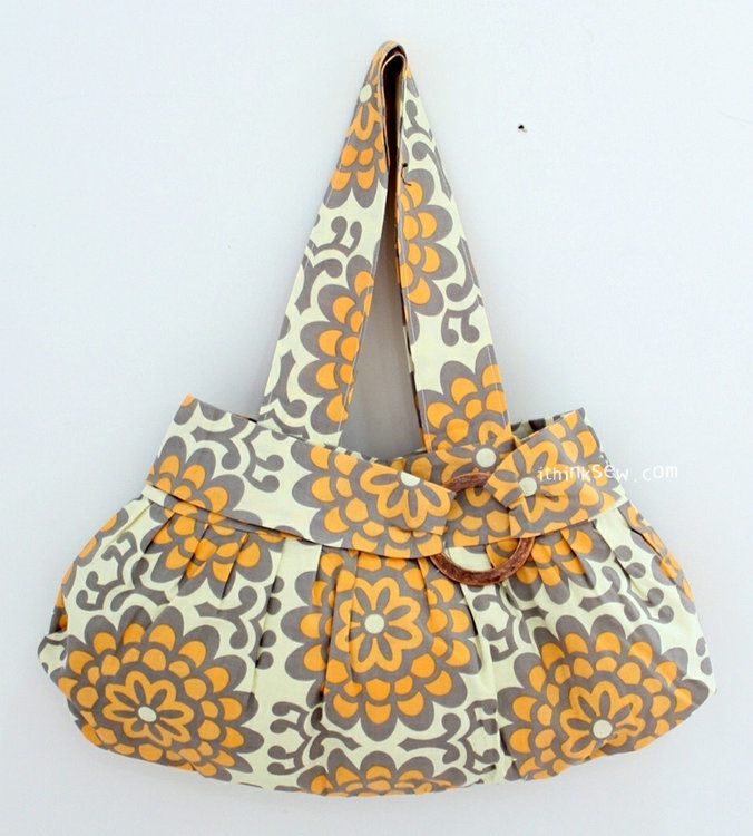 Picture of Katie Bag PDF Pattern