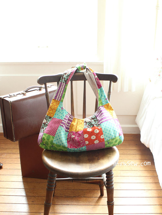 Picture of Stella Bag PDF Pattern
