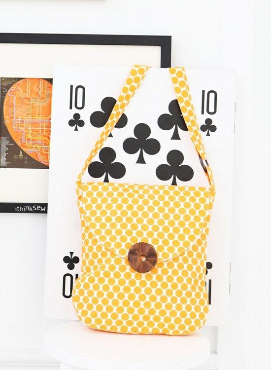 Picture of Julie Bag PDF Pattern