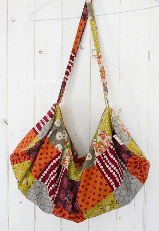 Picture of Ruby Bag PDF Pattern