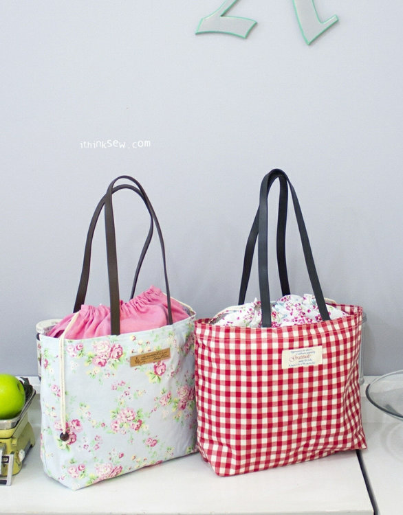 Picture of Hanna Bag PDF Pattern