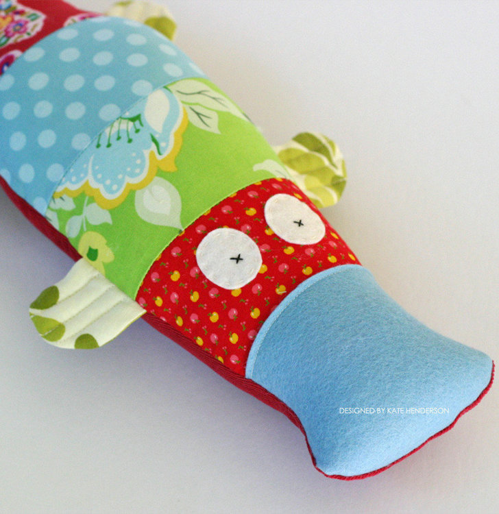 Picture of Platypus PDF Pattern