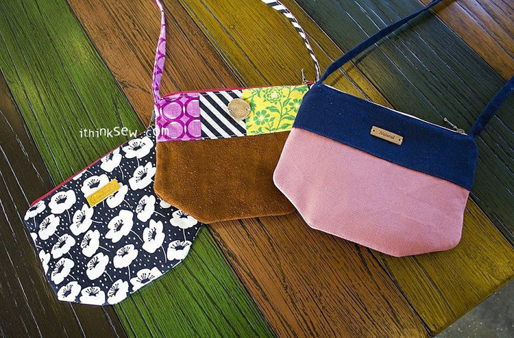 Picture of Willow Mini Cross Bag for Teens PDF Pattern