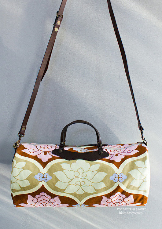 Picture of Faunia Bag PDF Pattern (2 style)