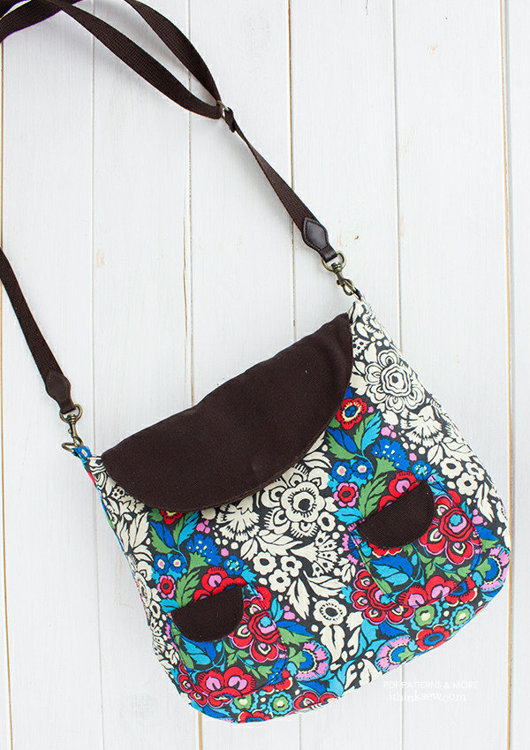 Picture of Alissa Bag PDF Pattern
