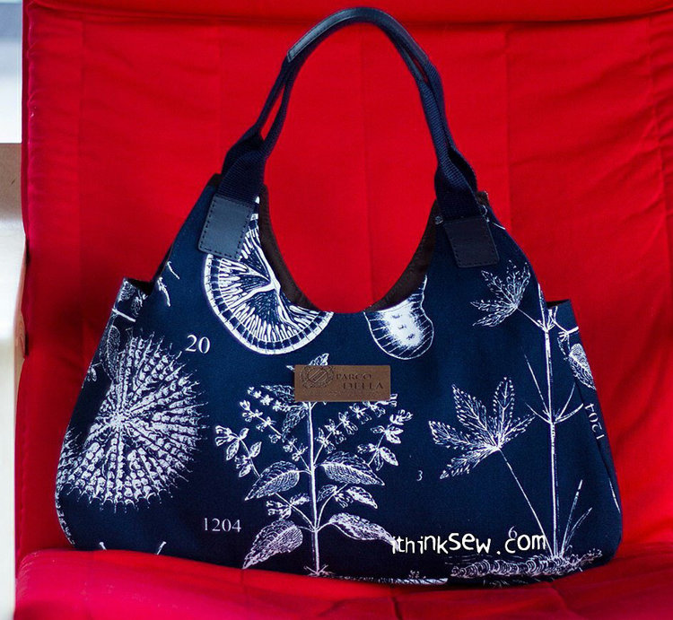 Picture of Melissa Quilted Bag PDF Pattern