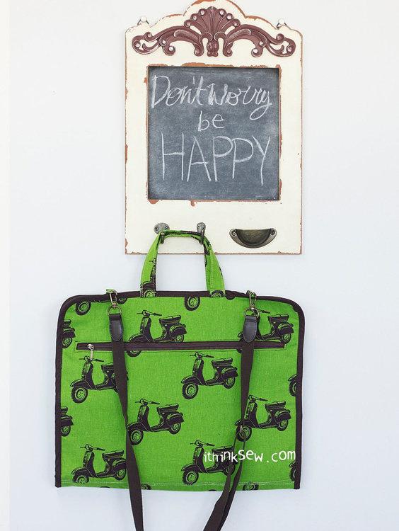 Picture of Art Bag PDF Pattern