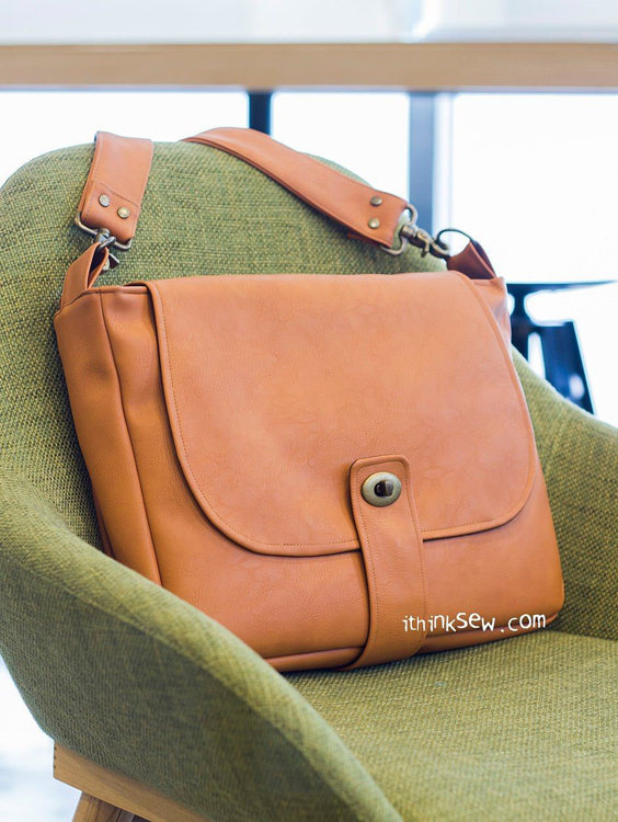Picture of Pyper Bag PDF Pattern