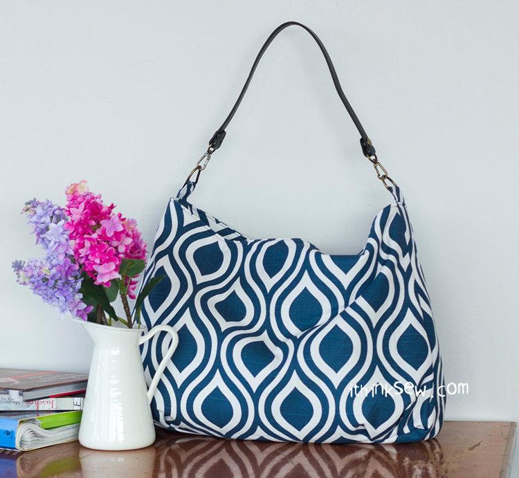 Picture of Matilda Bag PDF Pattern