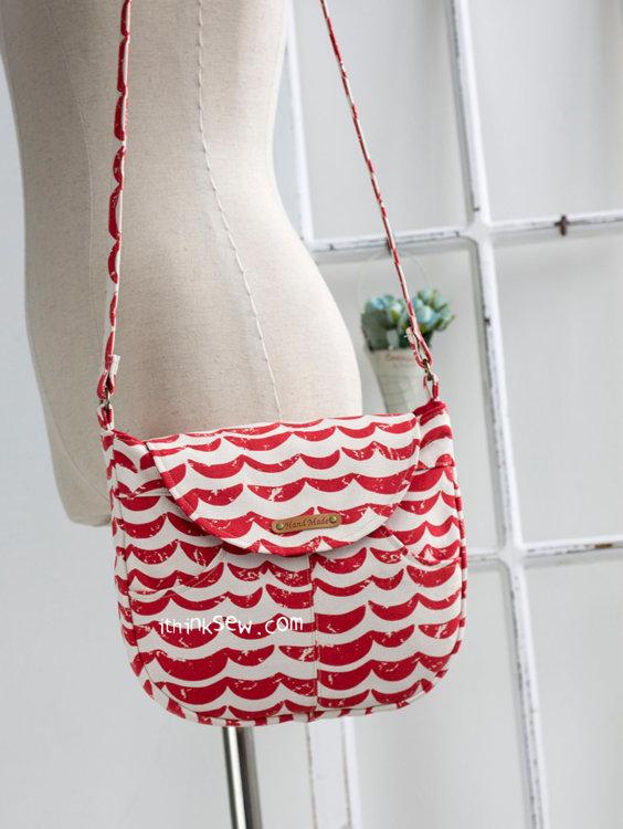 Picture of Hilda Bag PDF Pattern