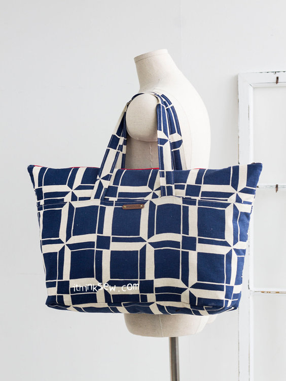 Picture of Kristin Bags (2 size) PDF Pattern
