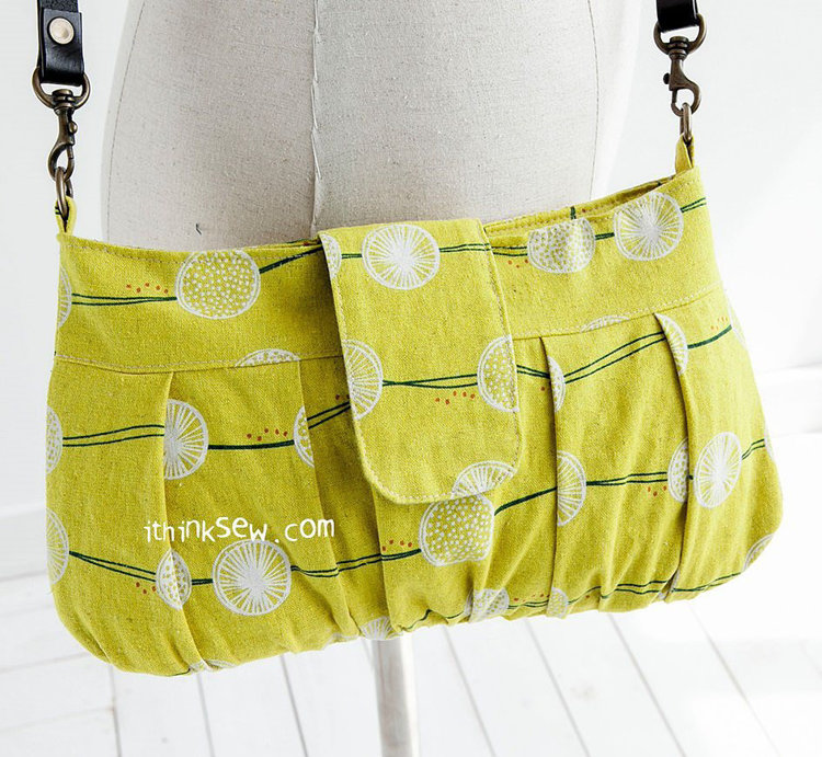 Picture of Patricia Bag PDF Pattern