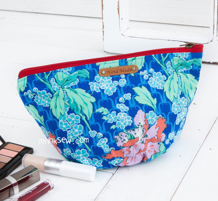Picture of Octavia Pouches PDF Pattern