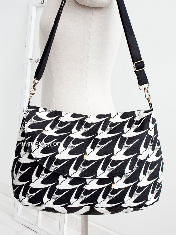 Picture of Darlene Bag PDF Pattern