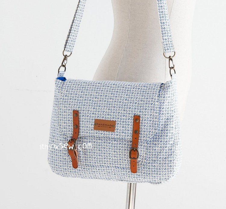 Picture of Maisie Bag PDF Pattern (2 Size)