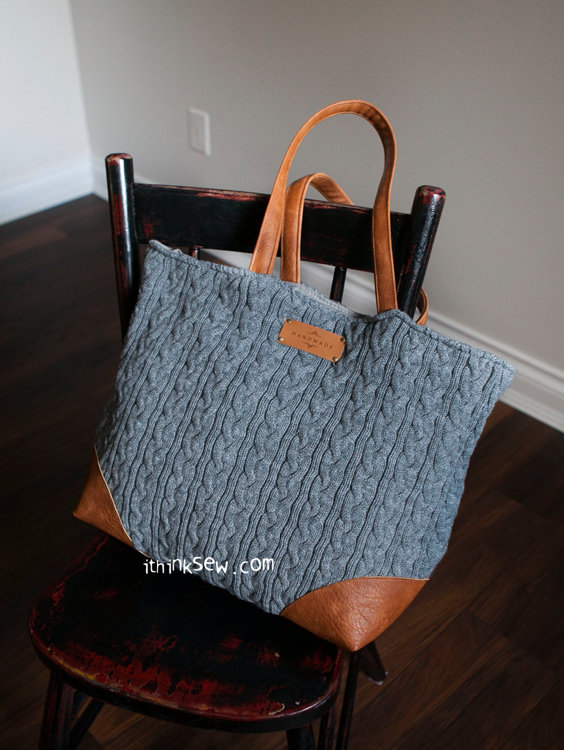 Picture of Lucilla Bag PDF Pattern