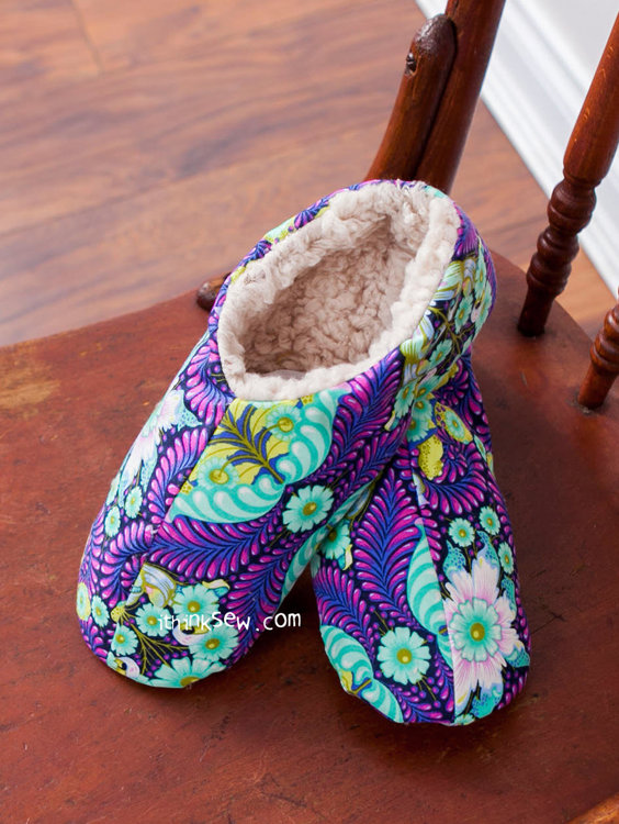 Picture of Abella Women's Shoes PDF Pattern