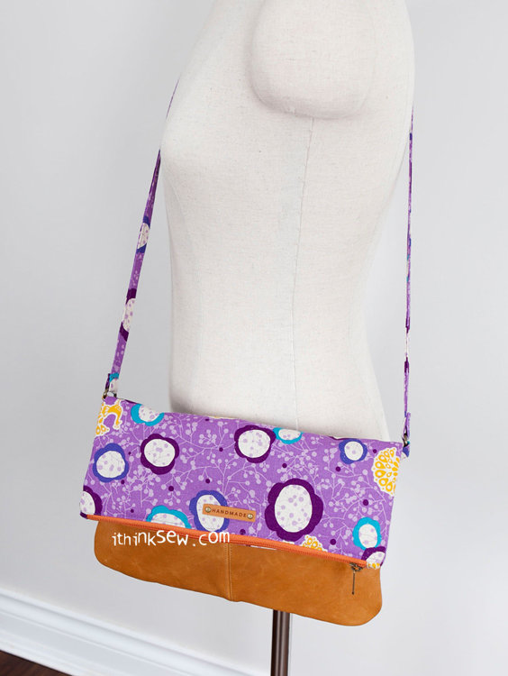 Picture of Kylie Bag (2 Patterns) PDF Pattern