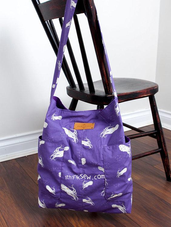 Picture of Tonya Bag PDF Pattern