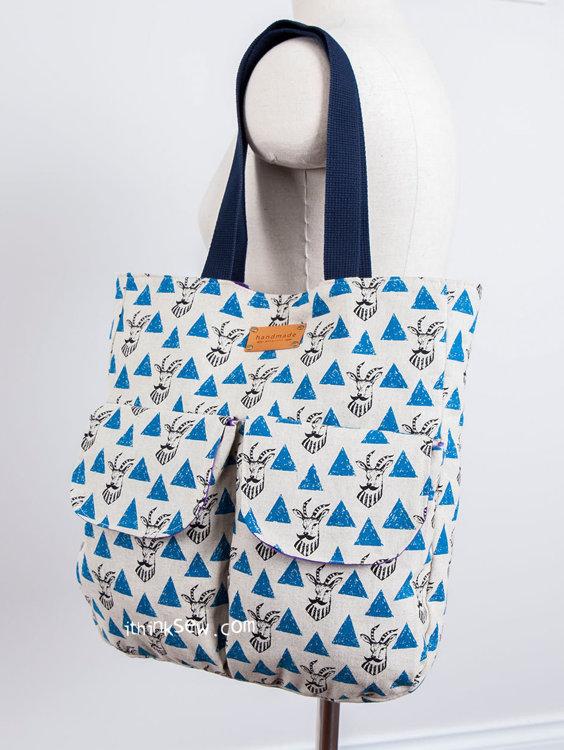 Picture of Elisa Bag PDF Pattern