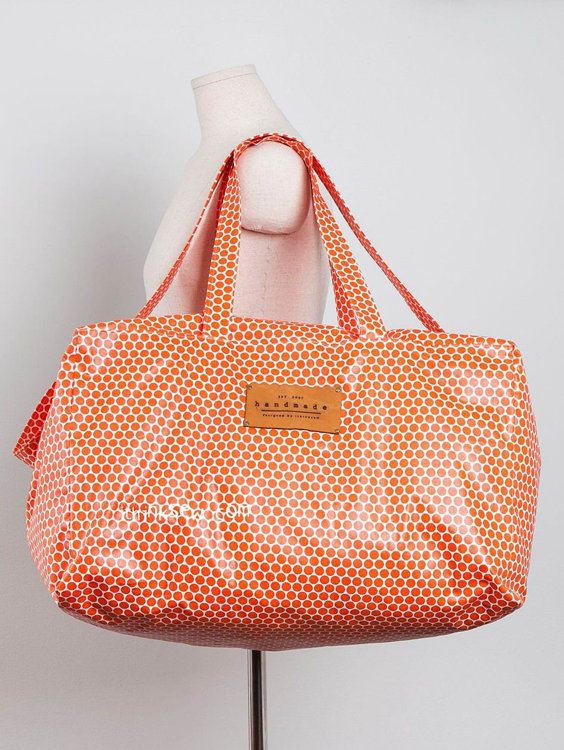 Picture of FREE - Sharon Bag PDF Pattern (2 Sizes) - Free for registered user