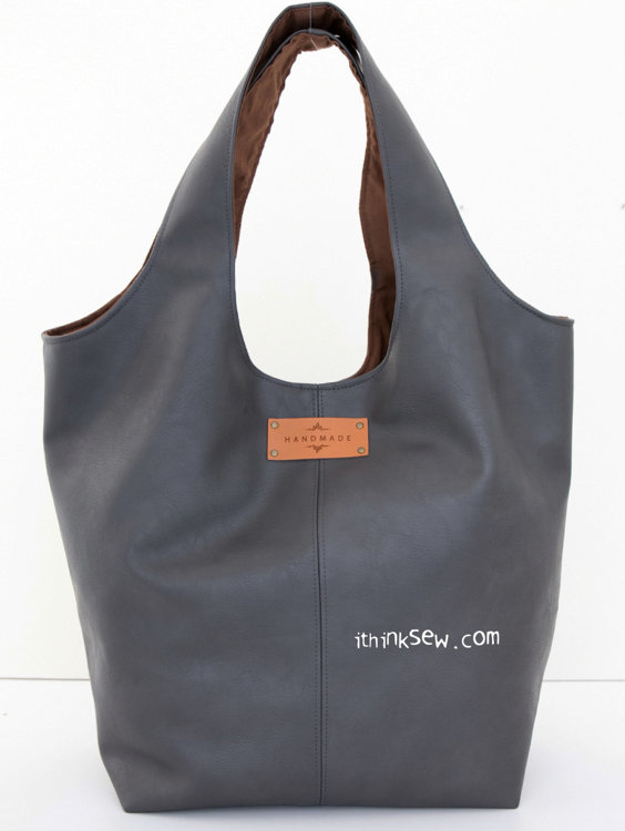 Picture of Kelsey Bag PDF Pattern(2 Size)