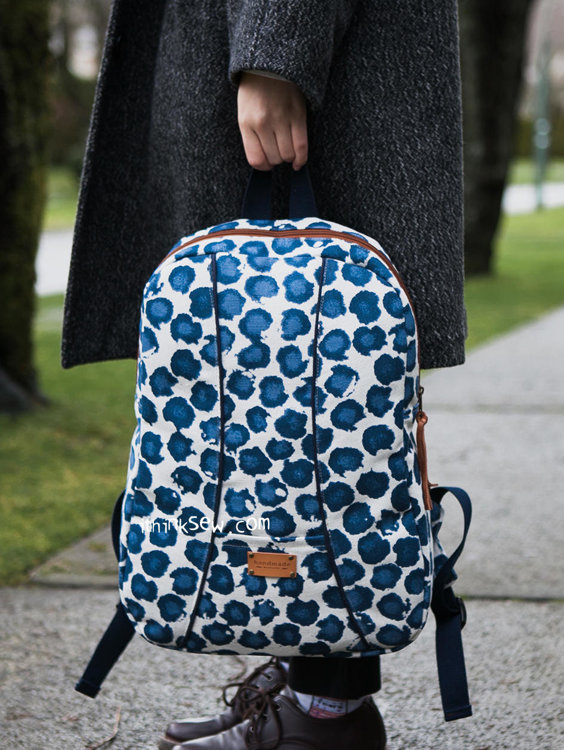 Picture of Shelly Backpack PDF Pattern