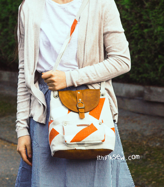 Picture of Rica Bag PDF Pattern