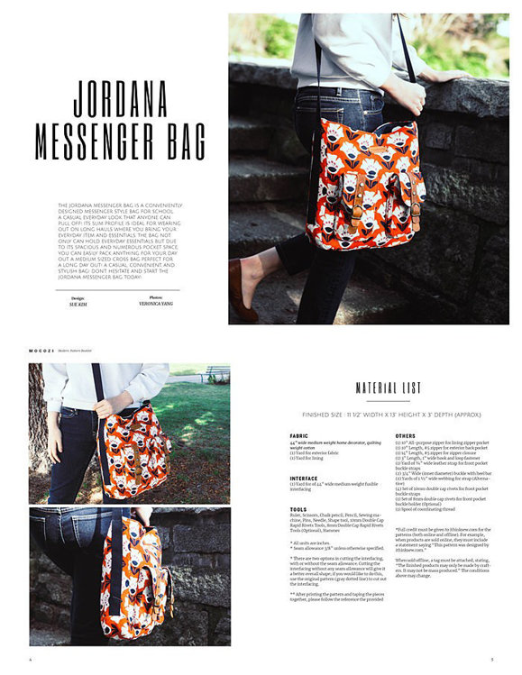 Picture of MOCOZI ISSUE #003 MSPZ 3 (Two Bags & 3 Style Pouches)