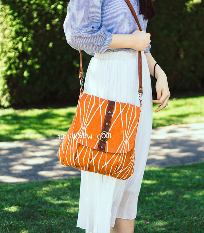 Picture of Reece Bag PDF Pattern
