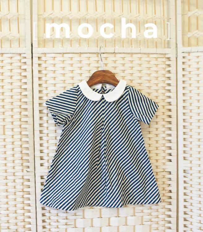 Picture of (3Y-10Y) Sophie Kids Dress PDF Pattern