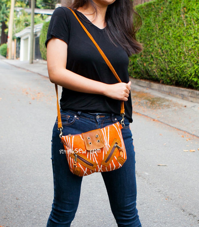 Picture of Maddison Bag PDF Pattern