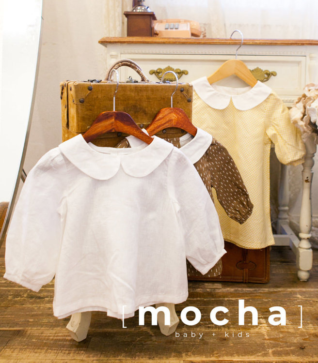 Picture of (3M-24M) Sabrina Blouse and Dress PDF Pattern