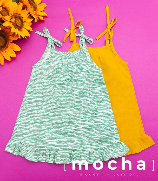 Picture of (6M-24M) Florence Dress PDF Pattern