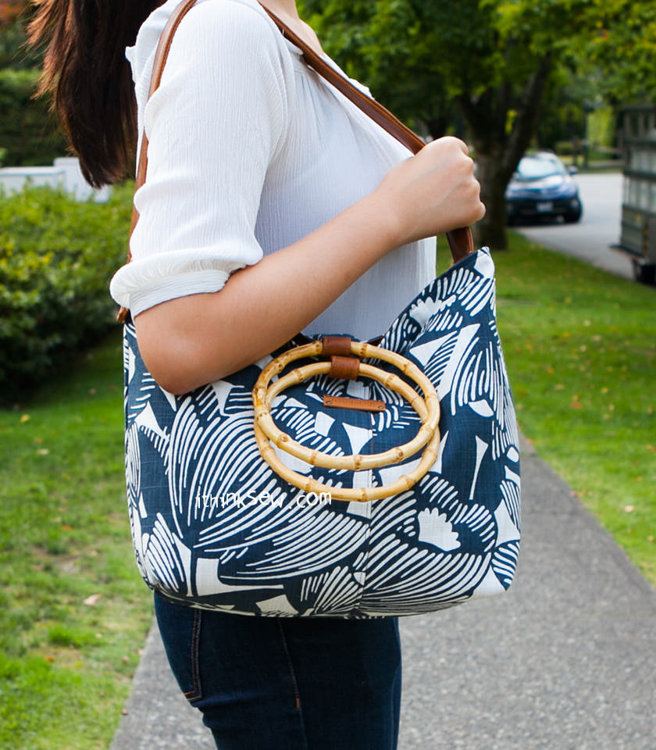 Picture of Magdala Bag PDF Pattern
