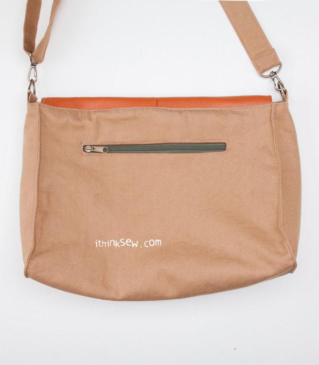 Picture of Jocelyn Messenger Bag PDF Pattern (#2184)