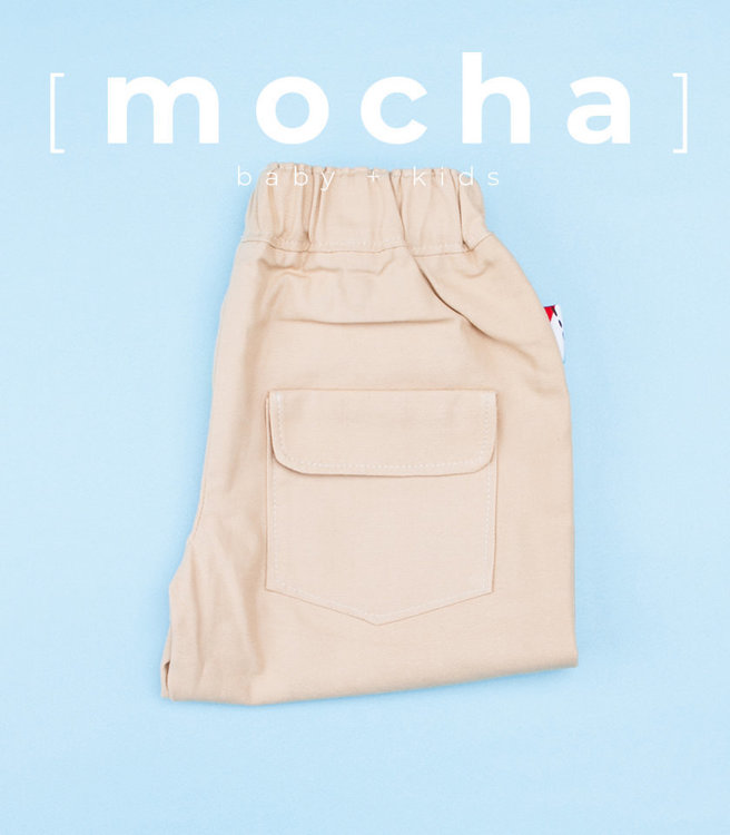 Picture of (6M-24M) Lucas Cuffed Pants PDF Pattern