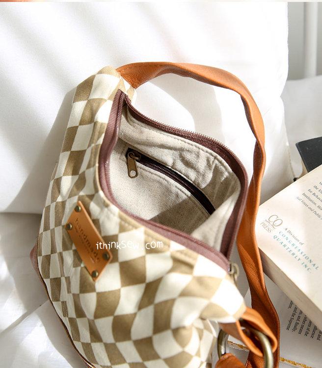Picture of Gretchen Bag PDF Pattern