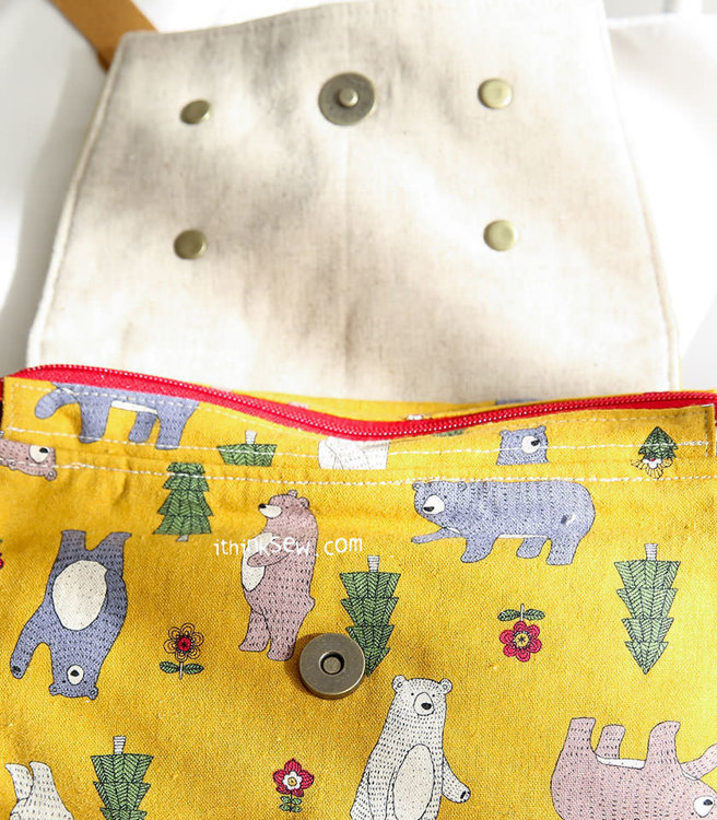 Picture of Myla Backpack PDF Pattern