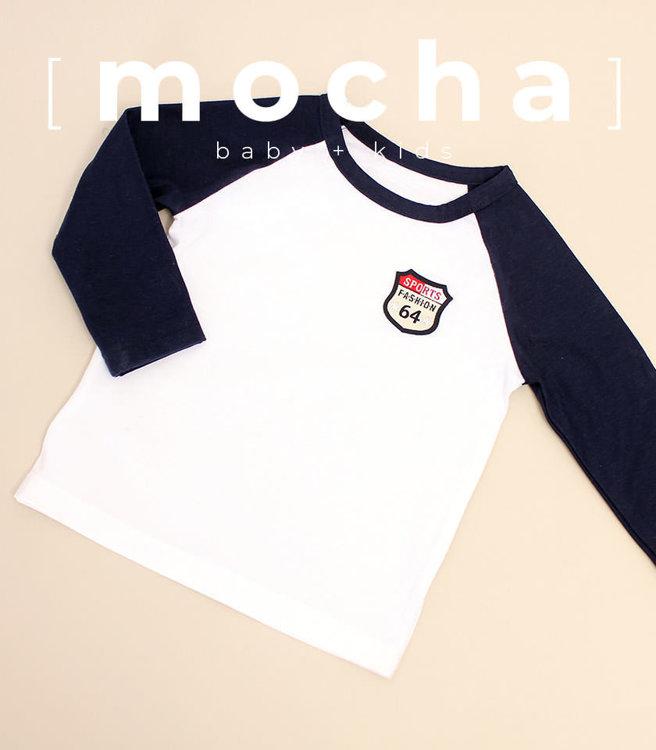 Picture of (6M-24M) Logan Raglan T-Shirts Unisex PDF Pattern