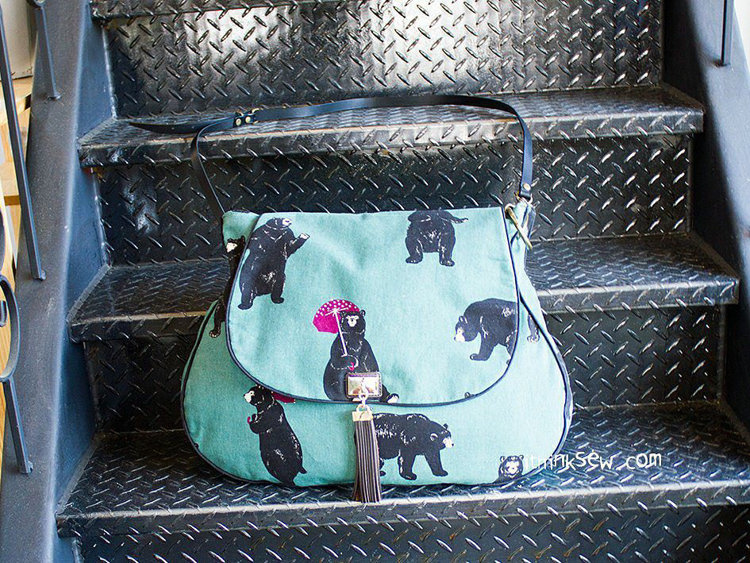 Picture of Marilyn Bag PDF Pattern