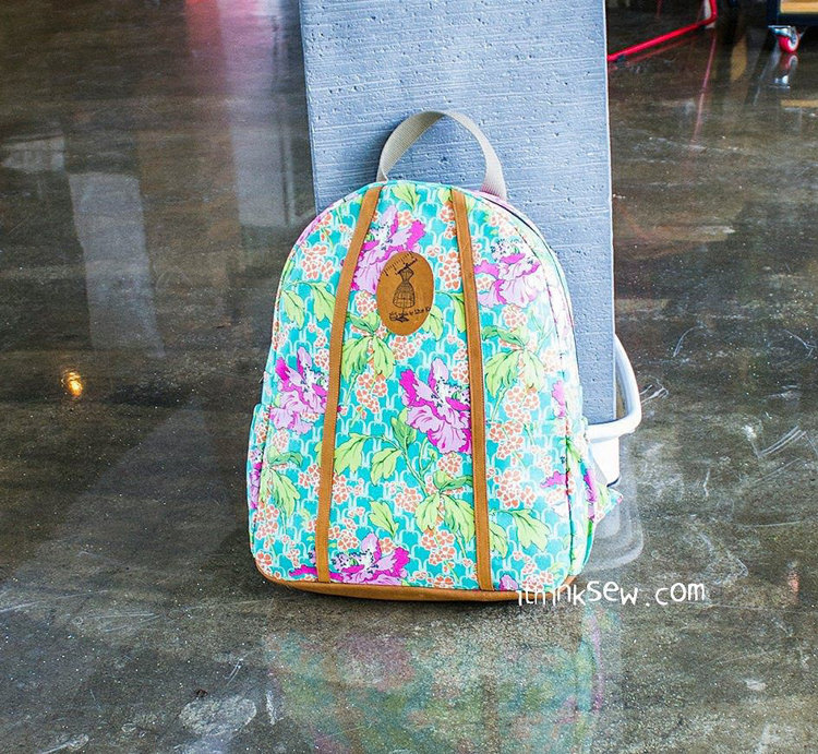 Picture of Pheobe Backpack PDF Pattern
