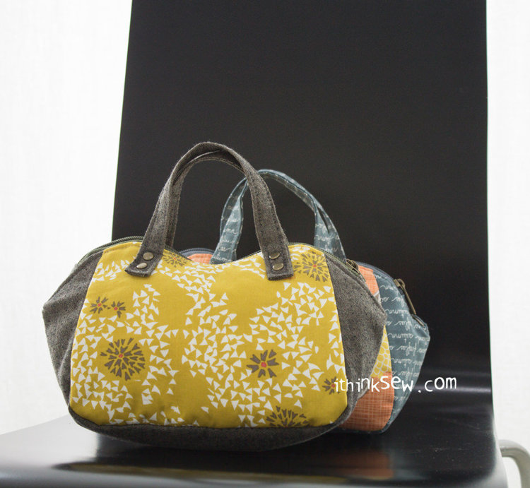 Picture of Tessa Purse PDF Pattern