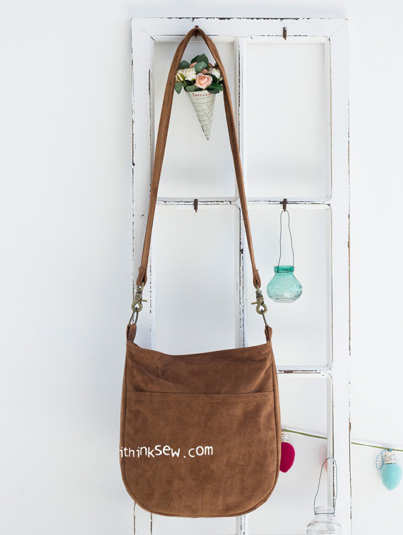 Picture of Ruth Cross Bag 2 PDF Patterns